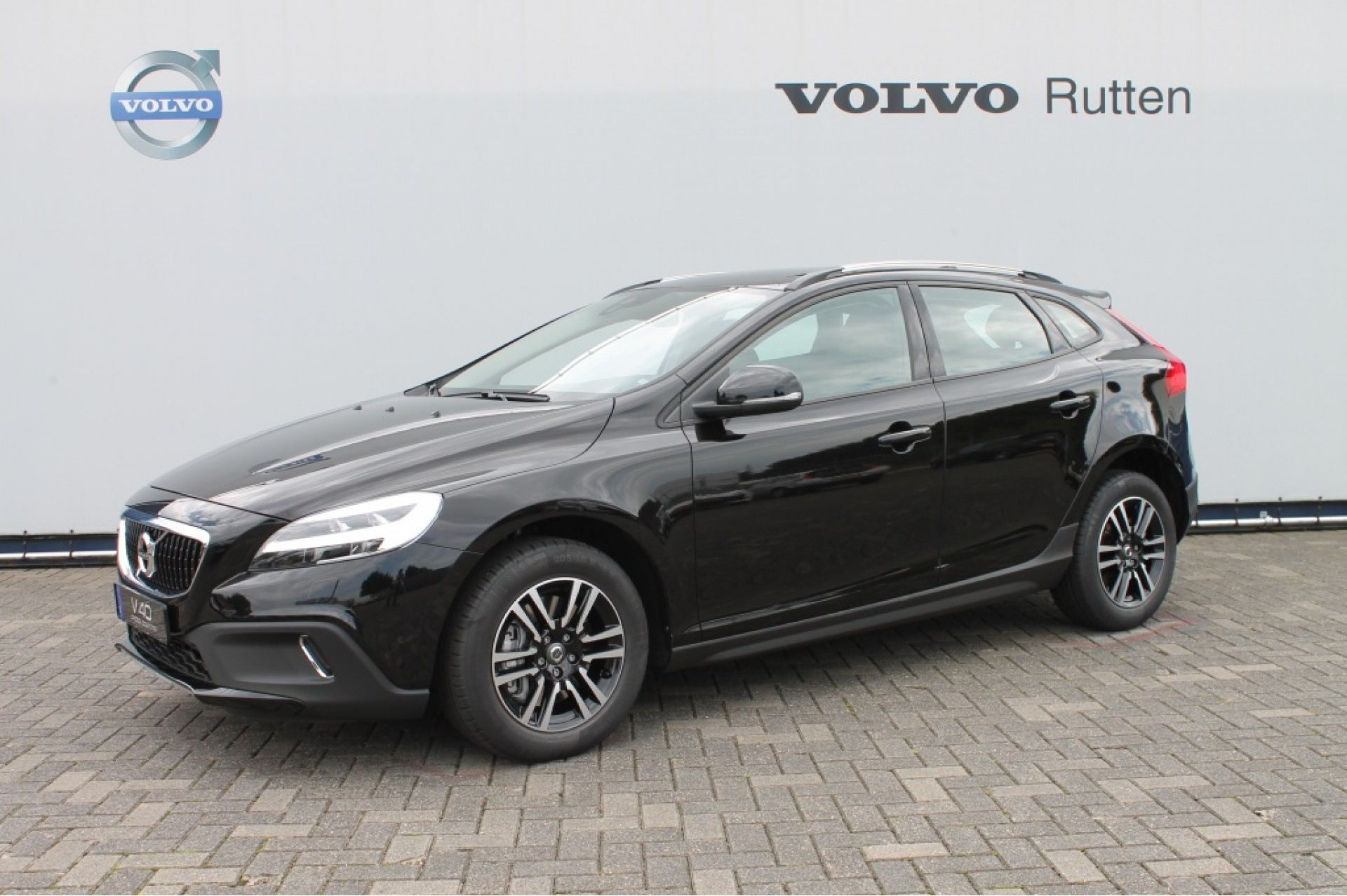 volvo v40 cross country t3 geartronic nordic volvo rutten. Black Bedroom Furniture Sets. Home Design Ideas